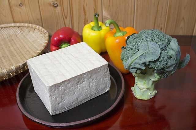 calcium-rich tofu