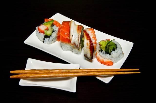 Vitamin D in Sushi