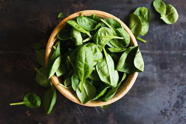 Leafy greens have an important role during Coimbra's diet