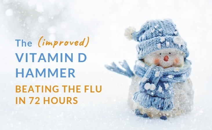 vitamin d hammer for the flu